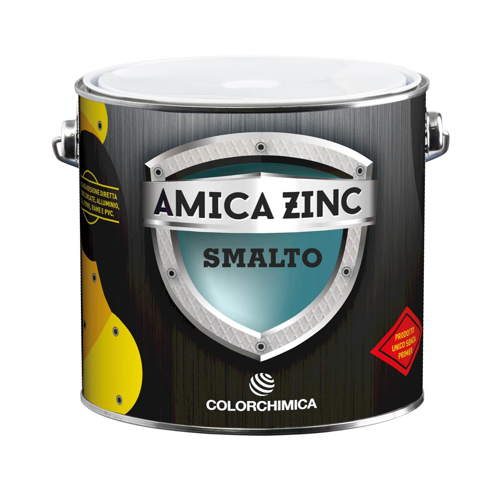 AMICA ZINC - Smalto Universale ad Adesione Diretta su Supporti Difficili serie 4900