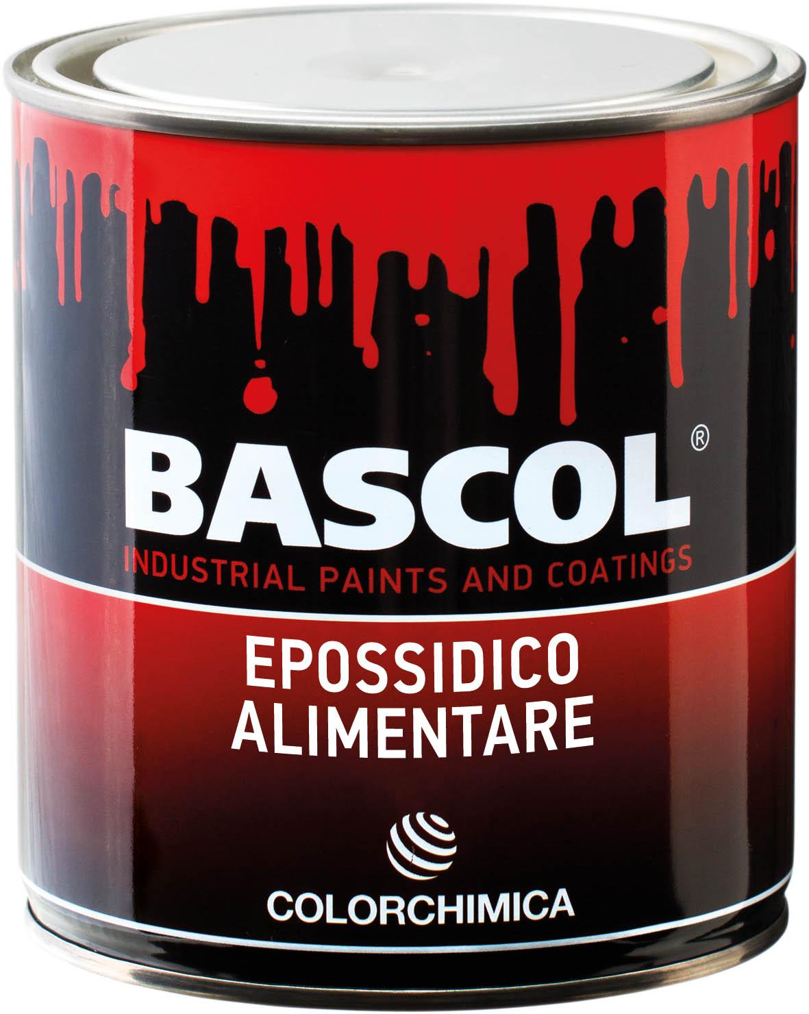 Bascol 0,75 EPOSSIDICO ALIMENTARE