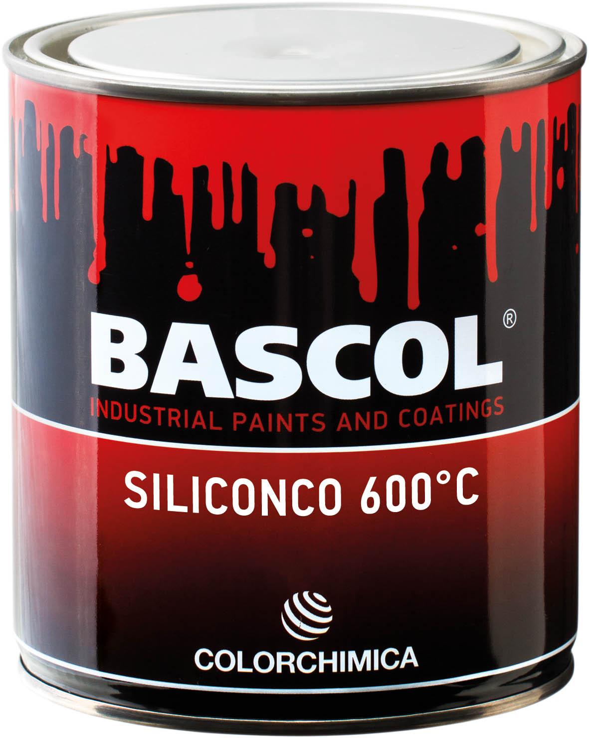 Bascol 0,75 siliconco 600C