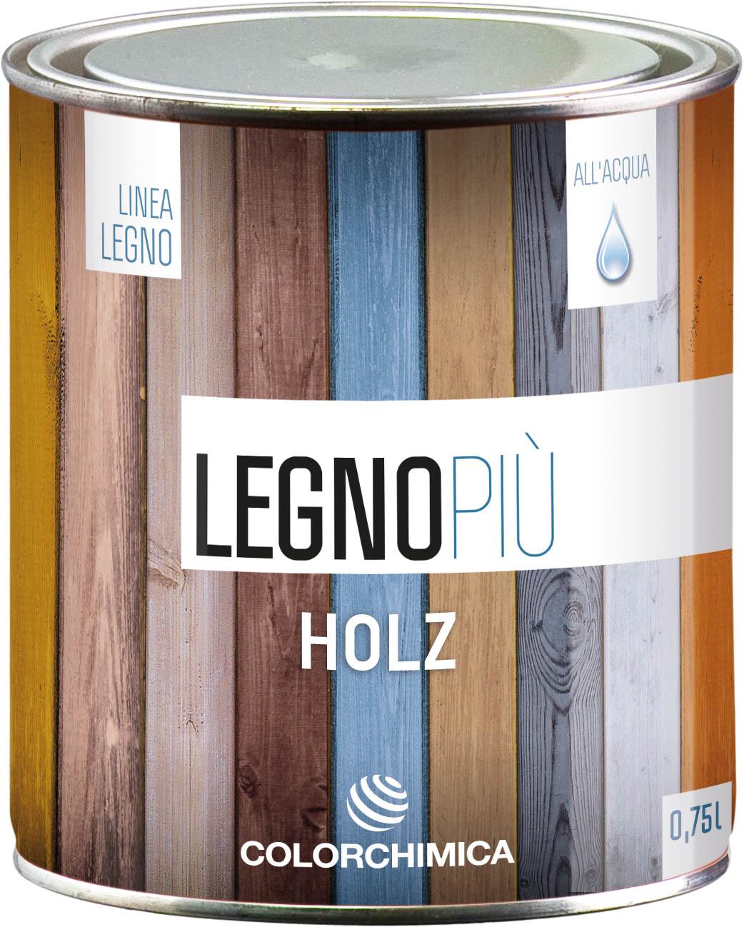 LegnoPiu NEW DESIGN Linea All'Acqua HOLZ