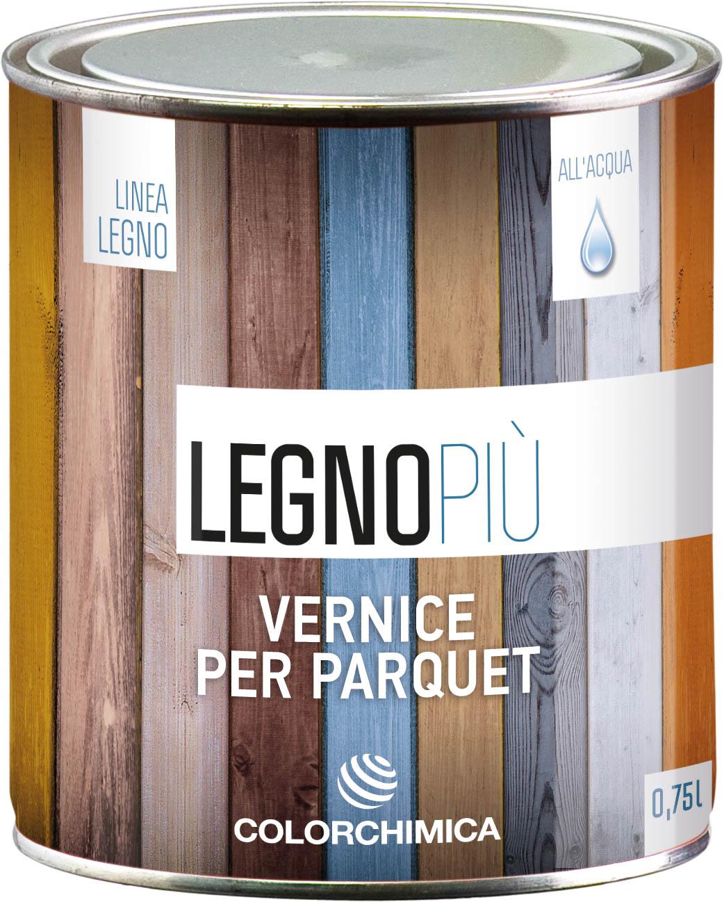 LegnoPiu NEW DESIGN Linea All'Acqua VERNICE PER PARQUET