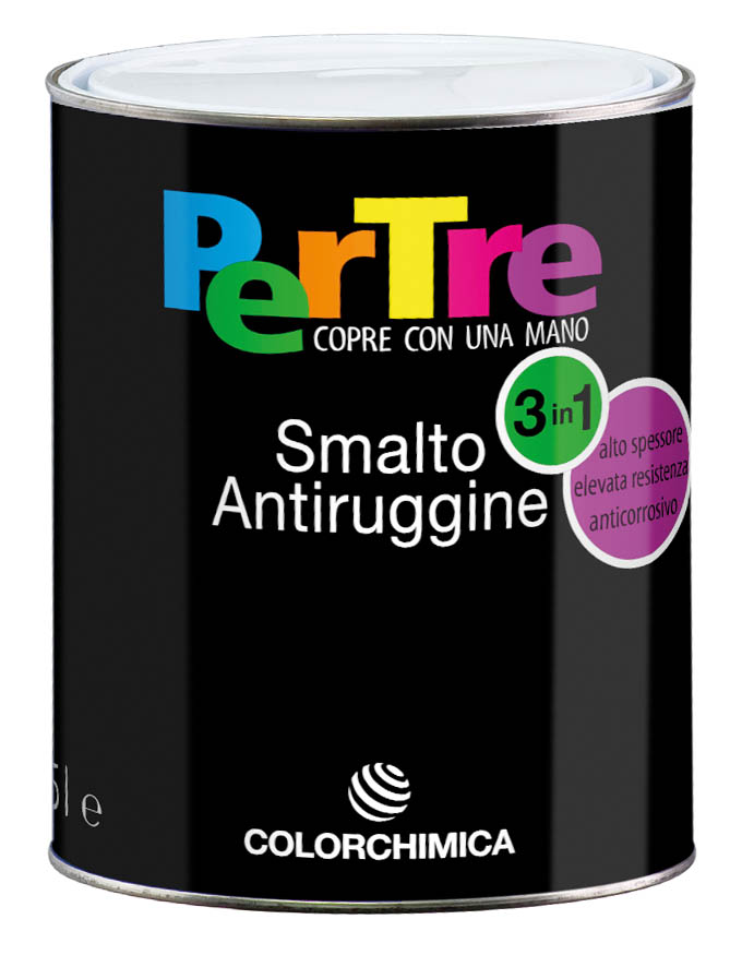 PERTRE - Smalto Antiruggine serie 7100