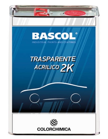 Transparente Acrilico 2K